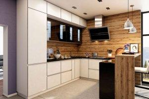 Кухня SOLA Фарфор - Мебельная фабрика «MGS MEBEL»