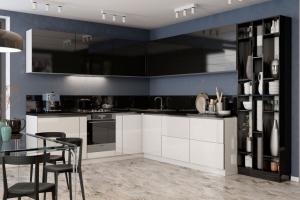 Кухня SOLA Графика - Мебельная фабрика «MGS MEBEL»