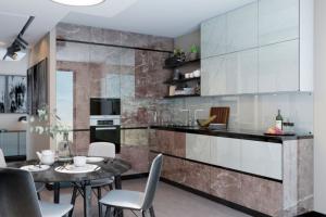 Кухня SOLA Комильфо - Мебельная фабрика «MGS MEBEL»