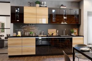 Кухня SOLA Панчо - Мебельная фабрика «MGS MEBEL»