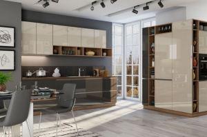 Кухня SOLA Парфе - Мебельная фабрика «MGS MEBEL»