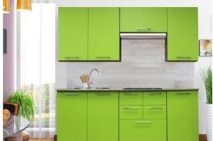 кухня Соло 2 - Мебельная фабрика «Сибирь»