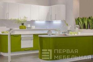 Кухня современная Ар-Деко - Мебельная фабрика «Первая мебельная фабрика»