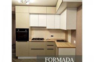 Кухня современная двухуровневая - Мебельная фабрика «Формада»