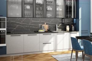 Кухня современная Гарда - Мебельная фабрика «Первая мебельная фабрика»