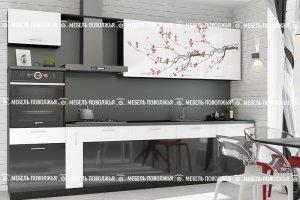 Кухня современная Кейдо - Мебельная фабрика «Мебель Поволжья»