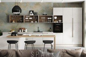 Кухня Spark - Мебельная фабрика «Мария»