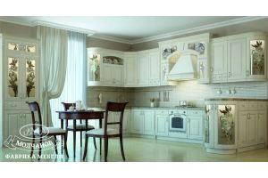 Кухня  стефани - Мебельная фабрика «Молчанов»