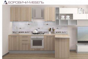 Кухня Студия - Мебельная фабрика «Боровичи-мебель»