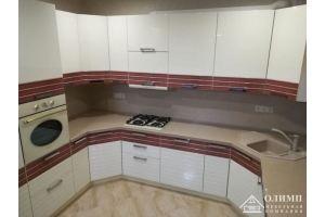 Кухня светлая угловая Олимпиада 04 - Мебельная фабрика «ОЛИМП»