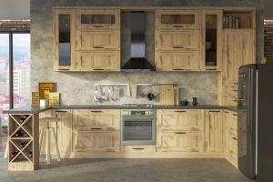 Кухня Техас - Мебельная фабрика «Walenza mebel»