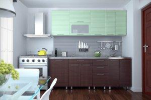 Кухня Техно - Мебельная фабрика «Эко»