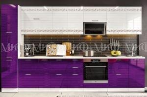 Кухня Техно 3 - Мебельная фабрика «МиФ»