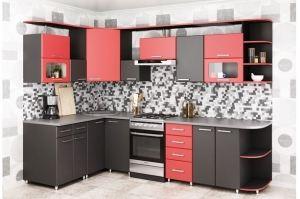 Кухня темная Лиза - Мебельная фабрика «Лагуна»