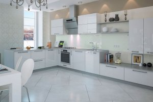Кухня Tenigma Алина - Мебельная фабрика «MGS MEBEL»