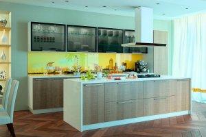 Кухня Tenigma Санта - Мебельная фабрика «MGS MEBEL»