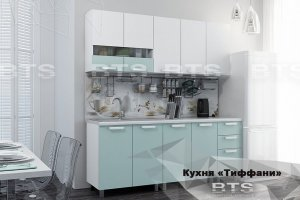 Кухня Тиффани 2.0 - Мебельная фабрика «BTS»