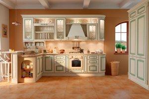 кухня Тоскана - Мебельная фабрика «Zetta»