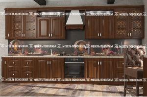 Кухня Традиция в классическом стиле - Мебельная фабрика «Мебель Поволжья»
