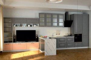 Кухня Trento - Мебельная фабрика «Мебелькомплект»