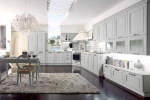 Кухня угловая 002 - Мебельная фабрика «МЕБЕЛИАНА»