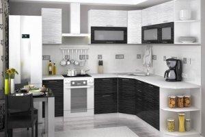 Кухня угловая - Мебельная фабрика «Lasort»