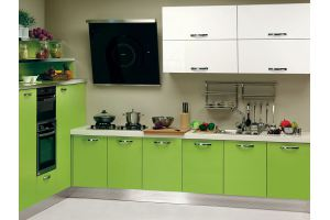 Кухня угловая 21 - Мебельная фабрика «Вариант М»