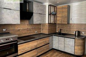 Кухня угловая Аделина - Мебельная фабрика «Дэрия»