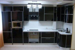 Кухня угловая акрил Мелисса - Мебельная фабрика «ОЛИМП»
