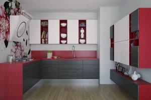 Кухня угловая Аполло - Мебельная фабрика «Анонс»