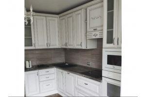 Кухня угловая белая - Мебельная фабрика «Дэрия»