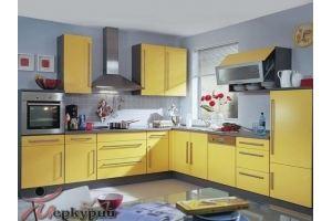 Кухня угловая Цитрон - Мебельная фабрика «Меркурий»
