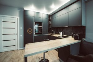 Кухня угловая Colorfull CF 04 - Мебельная фабрика «ELEGRUM»