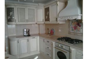 Кухня угловая Эдельвейс - Мебельная фабрика «Мебель РОСТ»