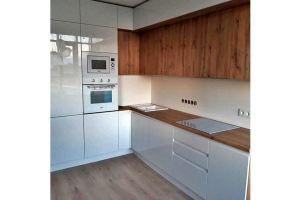 Кухня угловая эмаль глянец - Мебельная фабрика «Таита»