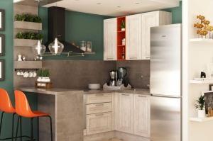 Кухня угловая Эрника - Мебельная фабрика «LORENA кухни (Лорена)»