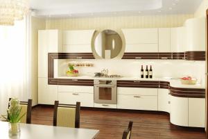 Кухня угловая Ева - Мебельная фабрика «GRETA»
