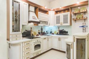 Кухня угловая Фасад МДФ в пленке ПВХ - Мебельная фабрика «Эдельвейс»