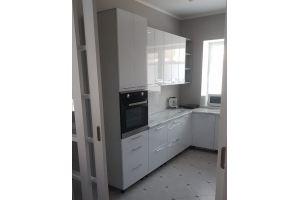 Кухня угловая глянцевая - Мебельная фабрика «МЭК»