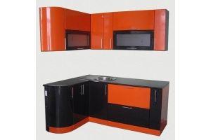 Кухня угловая Грация - Мебельная фабрика «ЛиО»