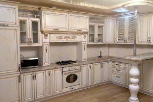 Кухня угловая Гретта - Мебельная фабрика «Дэрия»