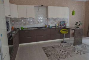 Кухня угловая К 34 - Мебельная фабрика «Эдельвейс»