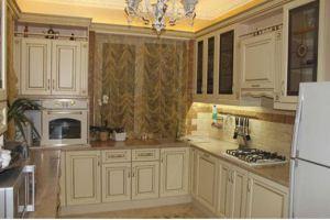 Кухня угловая К 38 - Мебельная фабрика «Эдельвейс»