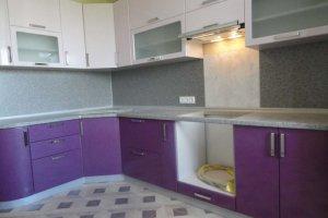 Кухня угловая K010 - Мебельная фабрика «Анкор»