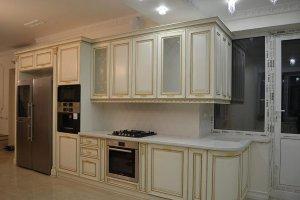 Кухня угловая K012 - Мебельная фабрика «Анкор»