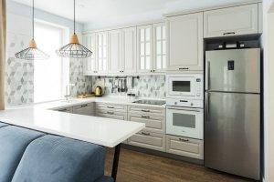 Кухня угловая классическая - Мебельная фабрика «Союз-Мебель»