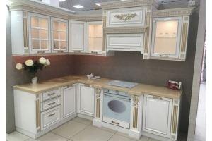 Кухня угловая классика Елена - Мебельная фабрика «ОЛИМП»