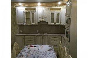 Кухня угловая классика Клеопатра - Мебельная фабрика «ОЛИМП»