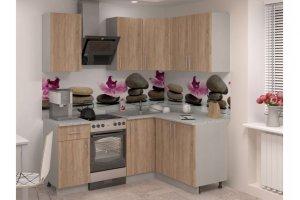 Кухня угловая Лира 6 - Мебельная фабрика «Баронс»