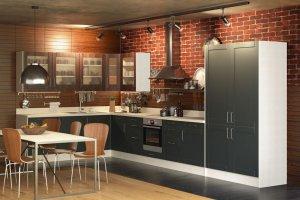 Кухня угловая Лофт - Мебельная фабрика «Первая мебельная фабрика»